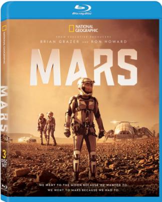 Mars bluray