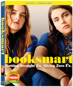booksmart bluray cover